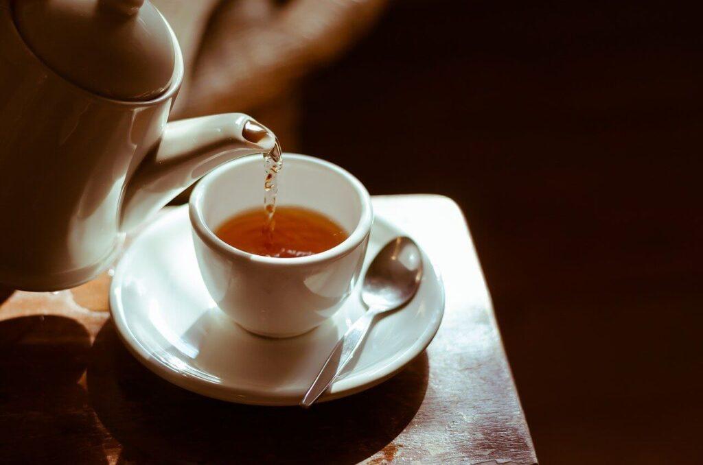 Thé et tisane pour perdre le poids
